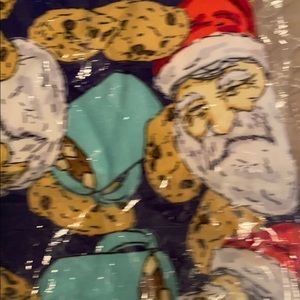 New Lularoe Santa hot cocoa cookie rare leggings